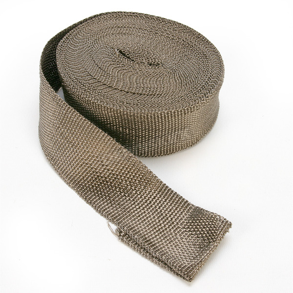 Cycle Performance Metallic 2 in. x 50 ft. Exhaust Pipe Wrap - CPP/9053-50