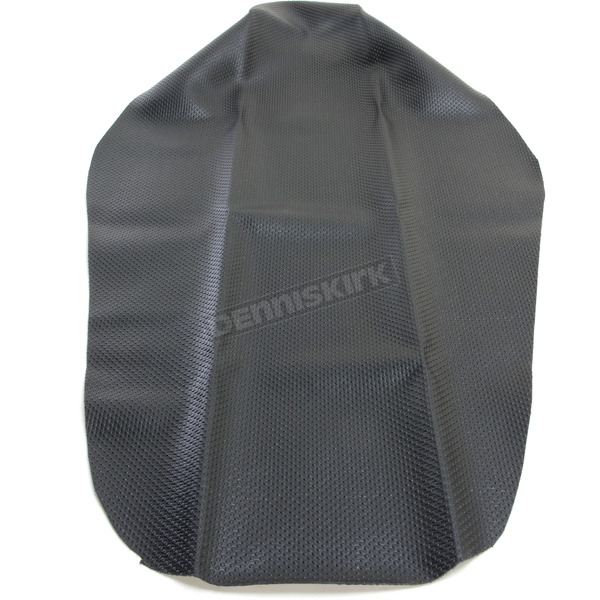 FLU Designs Black Grip Seat Cover - 25013