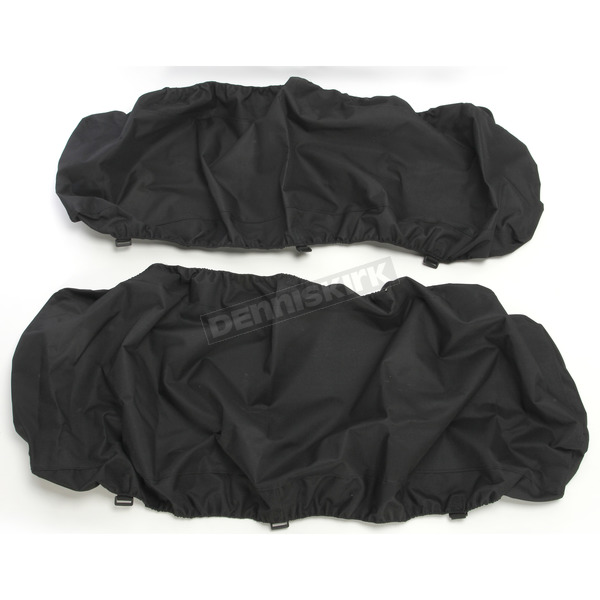 Moose Black Seat Cover  - 0821-2656