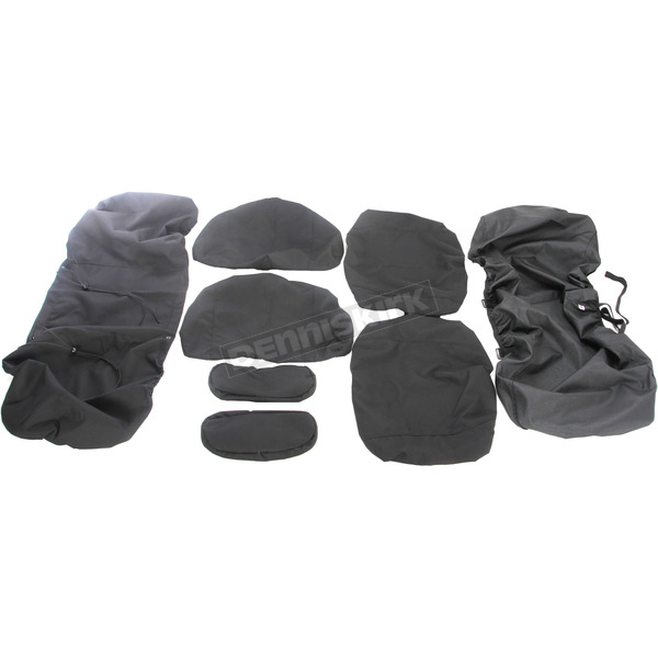 Moose Black Seat Cover  - 0821-2660