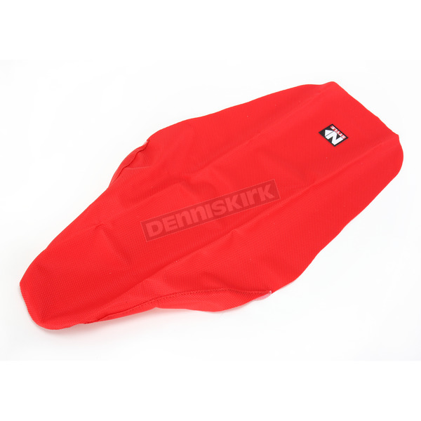 N-Style All Trac 2 Full Grip Red Seat Cover - N50-406