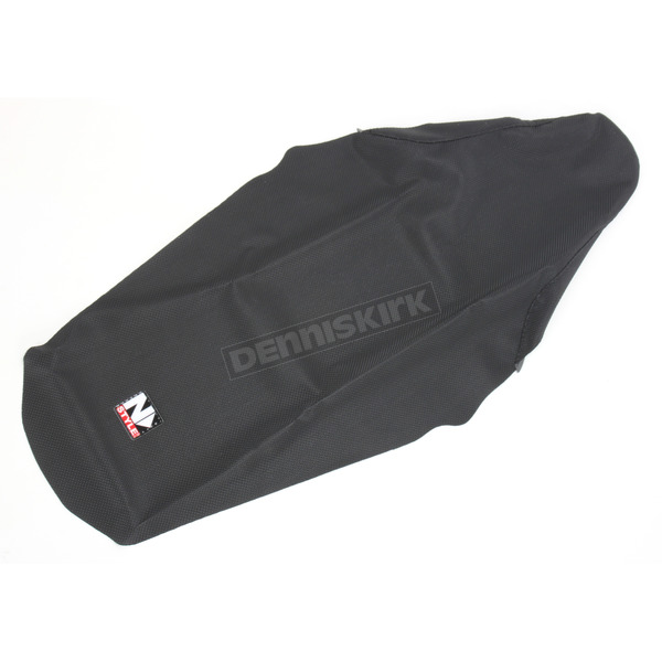 All Trac 2 Full Grip Black Seat Cover - N50-423
