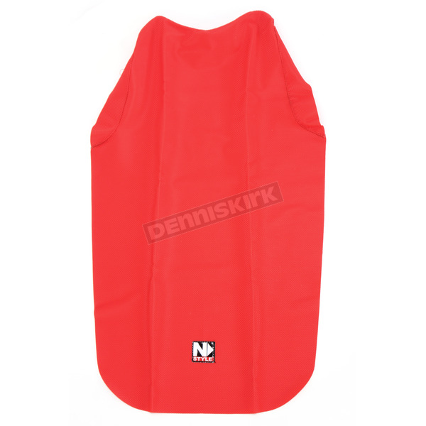 N-Style All Trac 2 Full Grip Red Seat Cover - N50-503