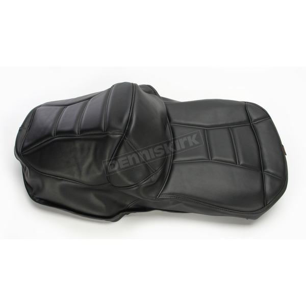 Saddlemen Replacement Black One-Piece Seat Cover - H573A