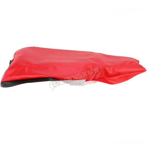 Saddlemen Red Seat Cover - AM9411