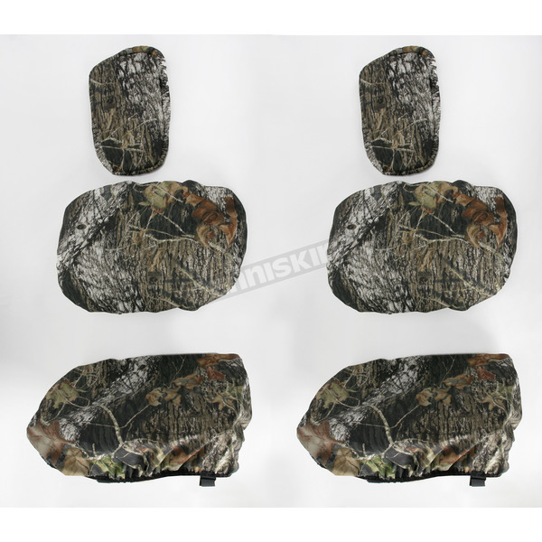 Moose Mossy Oak Break-Up Seat Cover - 0821-0994