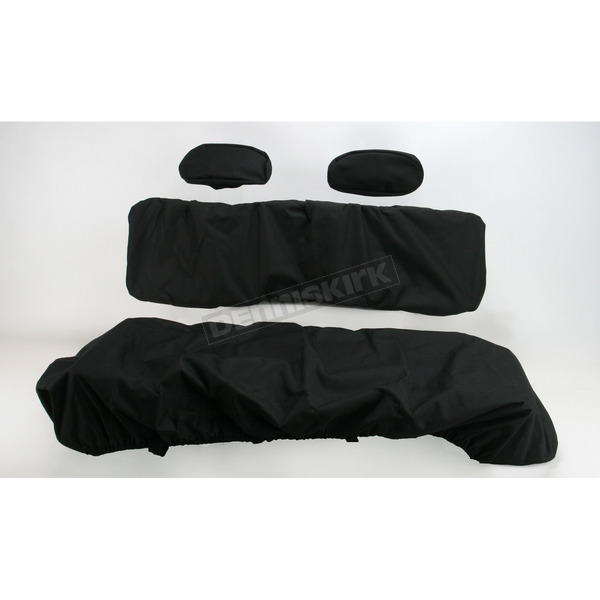 Moose Black Seat Cover - 0821-0995
