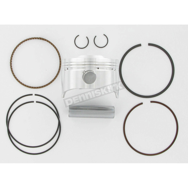 Wiseco Piston Assembly  - 4574M07550
