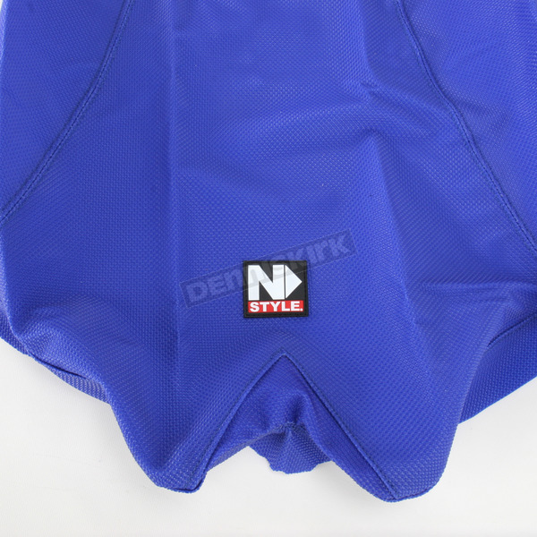 N-Style Blue All-Trac 2 Full Grip Seat Cover - N50-555