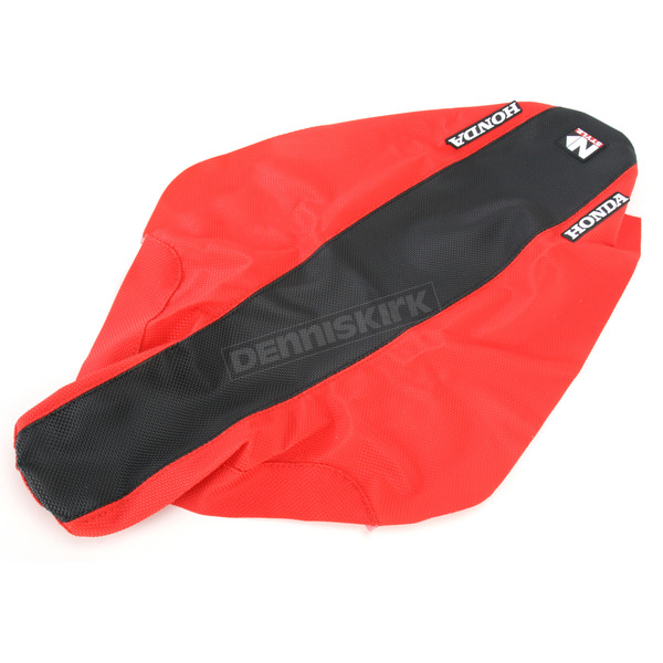 N-Style Red/Black Factory-Issue Grip Seat Cover - N50-6003