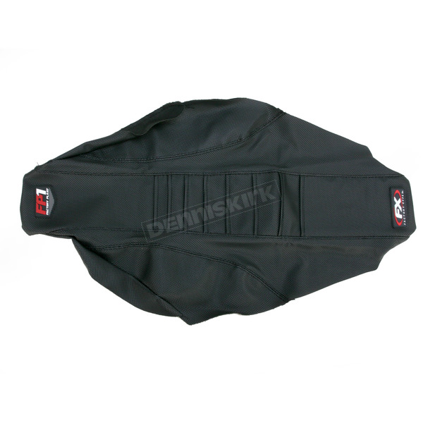 Factory Effex Black FP1 Factory Pleat Seat Cover  - 14-25322