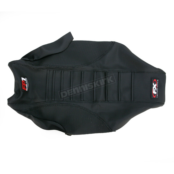 Factory Effex Black FP1 Factory Pleat Seat Cover  - 14-25240
