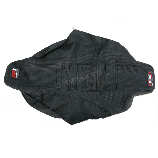 Factory Effex Black FP1 Factory Pleat Seat Cover  - 14-25230