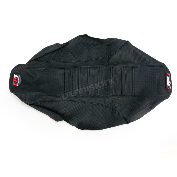 Factory Effex Black FP1 Factory Pleat Seat Cover  - 14-25236