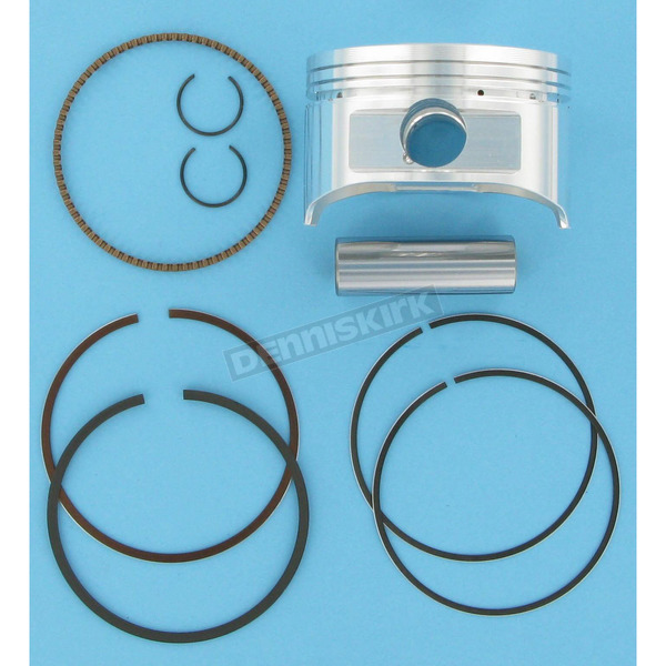 Wiseco Piston Assembly  - 4606M08600