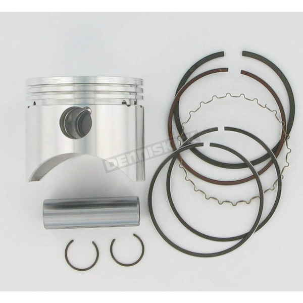 Wiseco High-Performancee Piston Assembly - 4666M05400