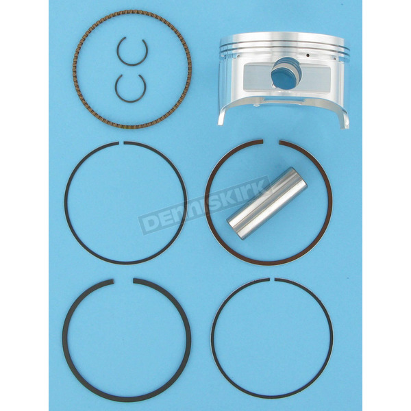 Wiseco Piston Assembly  - 4669M08700