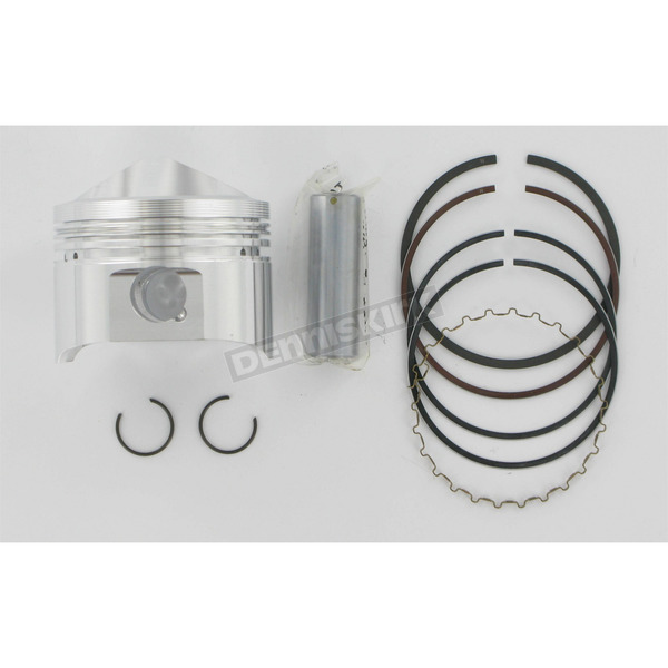 Wiseco High-Performance Piston Assembly  - 4815M05700