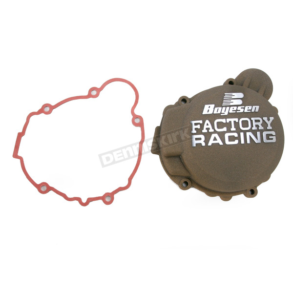 Boyesen Magnesium Factory Racing Ignition Cover - SC-41AM