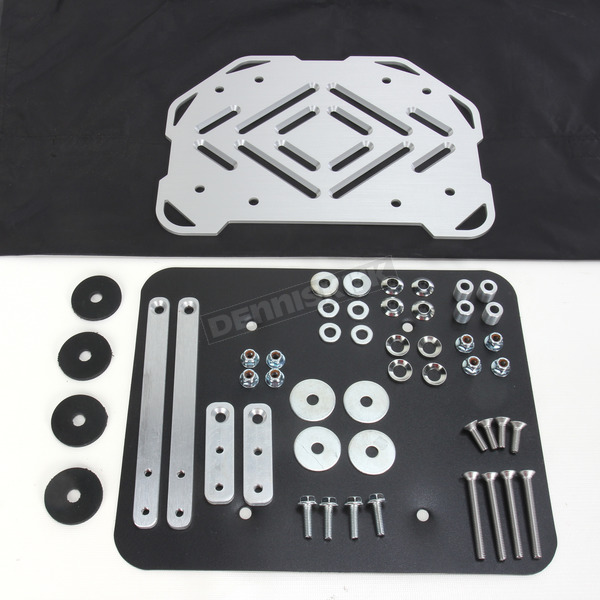 Moose Adapter Plate and Hardware Kit for Expedition Top Case - 1510-0216
