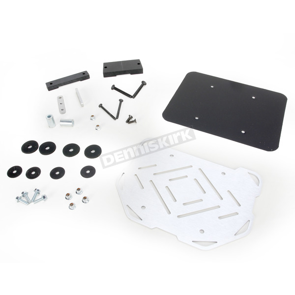 Moose Adapter Plate and Hardware Kit for Expedition Top Case - 1510-0224