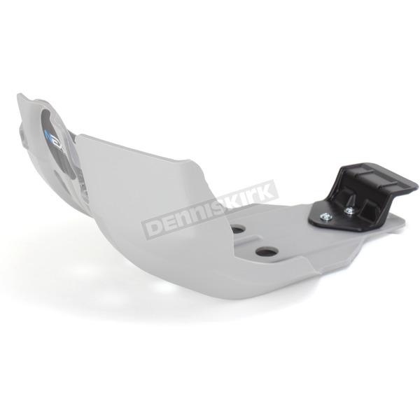 Next Components Gray Skid Plate  - SP-107