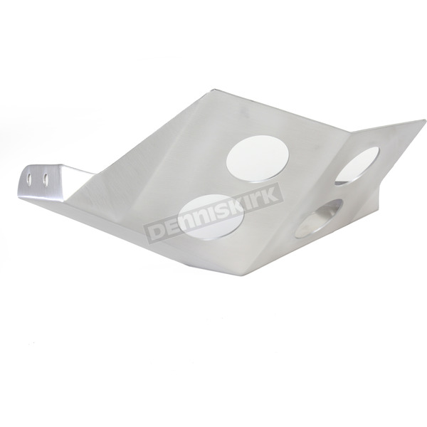 Speed Merchant Brushed Aluminum Skid Plate - SM-DSP-1