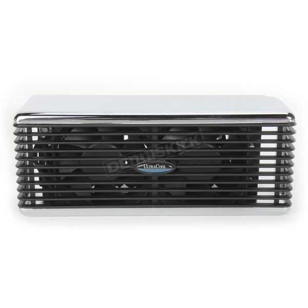 Ultracool Chrome Oil Cooling System - TR-2SS
