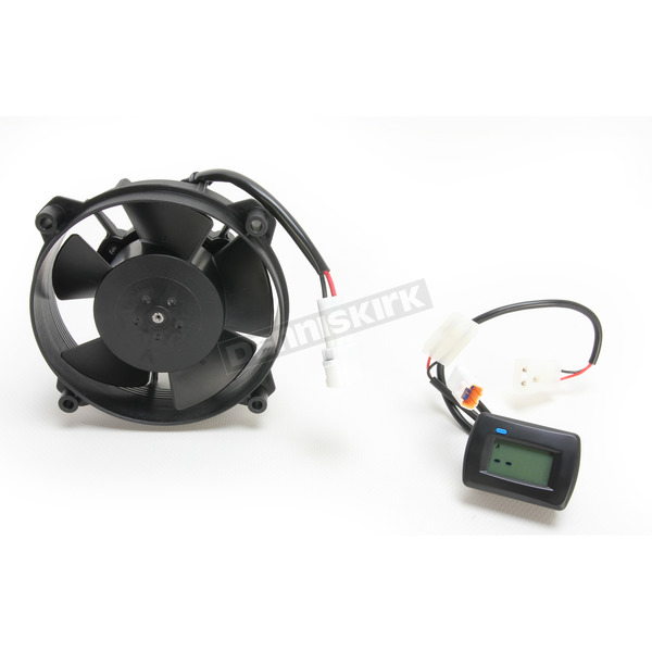 Trail Tech Universal Digital Fan Kit  - 732-502