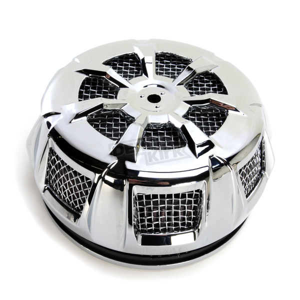 Kuryakyn Chrome Alley Cat Air Cleaner Kit - 9595