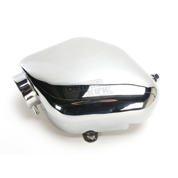 V-Twin Manufacturing Chrome Oil Tank - 40-0400