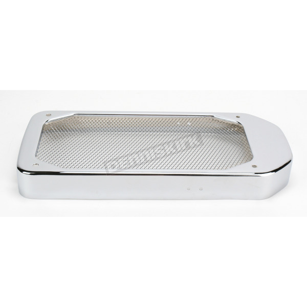 Show Chrome Mesh Radiator Grille - 82-102