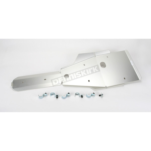 Moose Full Chassis Aluminum Skid Plate - 0506-0242