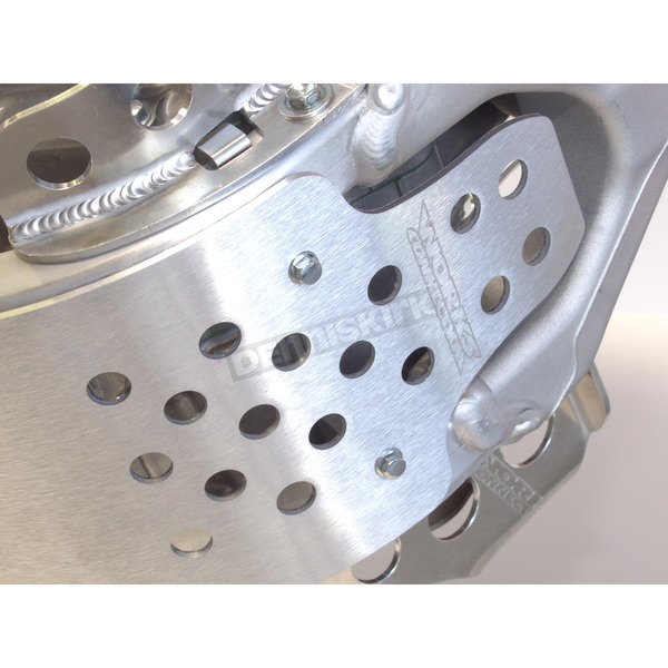 Works Connection MX Aluminum Skid Plate - 10-086