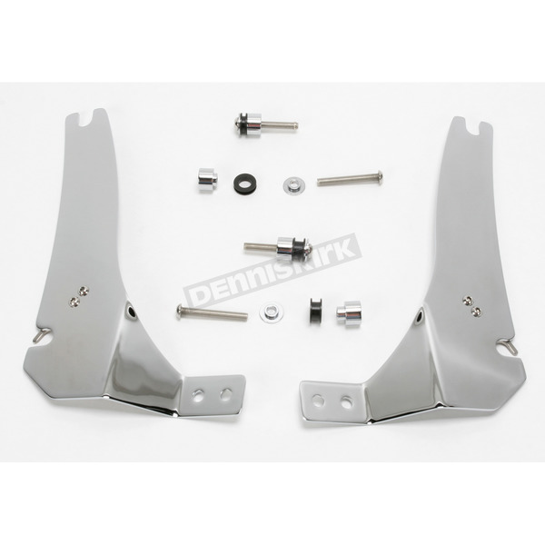 Jardine Steel Quick-Detach Backrest Mounting Kit - 34-2007-01
