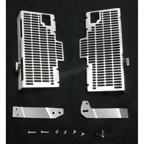 Devol Racing Radiator Guards (Non-Current) - HCF-0294