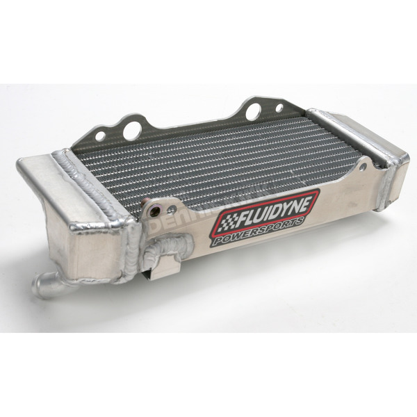 FPS Racing Power-Flo Off-Road Radiator - FPS11-DRZ400SML