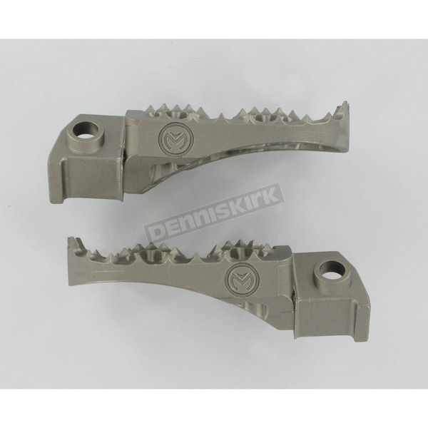 Moose Pro 1/2 in. Back Offset Footpegs - 1620-0644