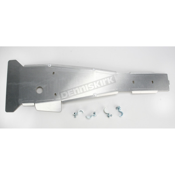 Moose Full Chassis Aluminum Skid Plate - 0506-0515
