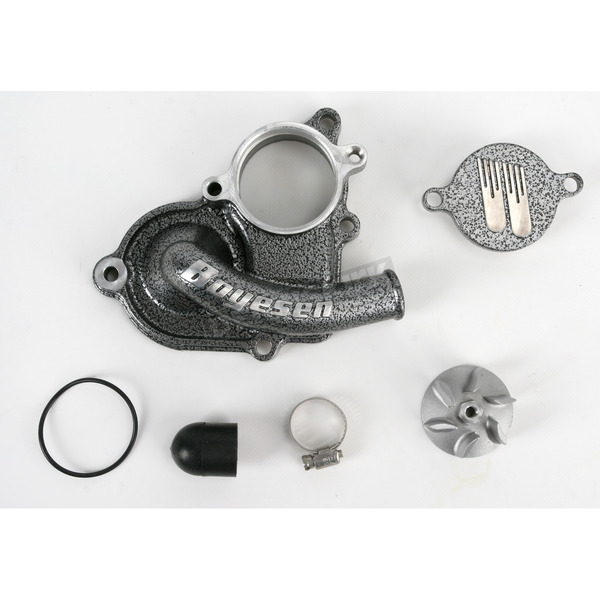 Boyesen Supercooler Water Pump Cover and Impeller Kit - WPK-26A