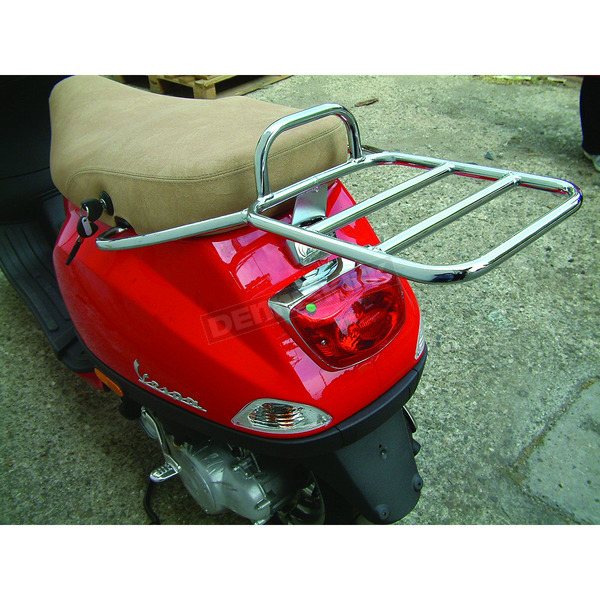 Cuppini Rear Luggage Rack for Top Case - LXRRTC