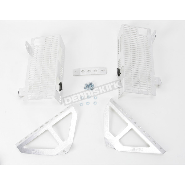 Devol Racing Radiator Guards - HCF-0394