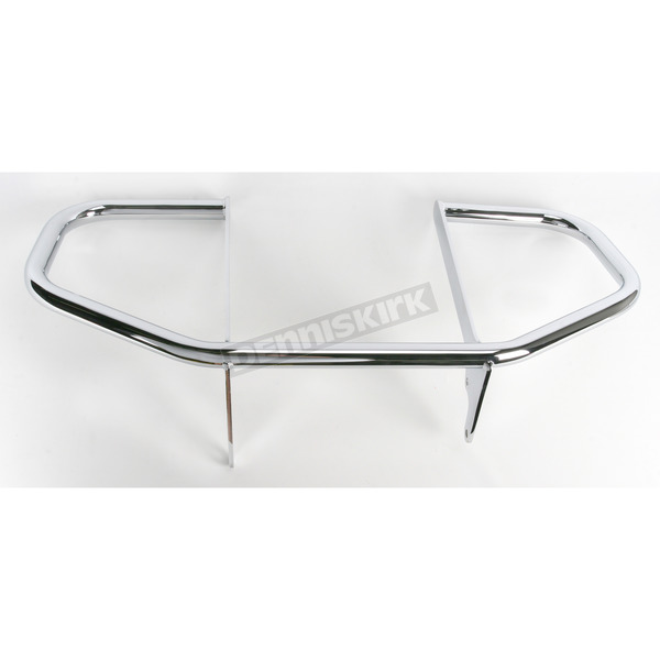 Baron Custom Accessories Full-Size Chrome Engine Guard - BA-7166-00