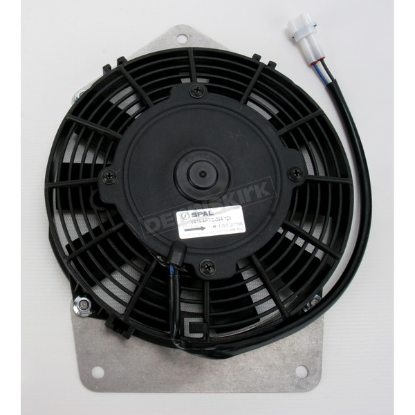 Moose Hi-Performance Cooling Fan - 440 CFM - 1901-0315