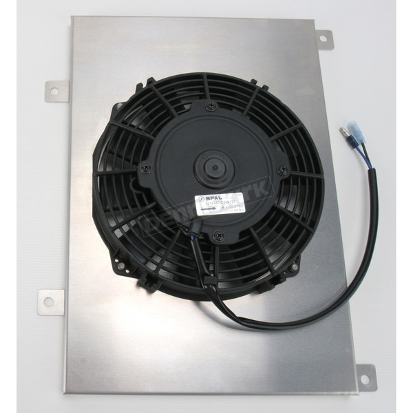 Moose Hi-Performance Cooling Fan - 440 CFM - 1901-0322