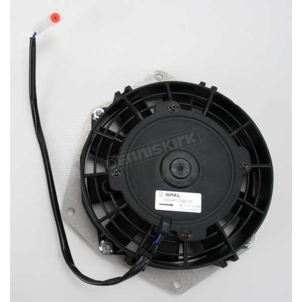 Moose Hi-Performance Cooling Fan - 440 CFM - 1901-0327