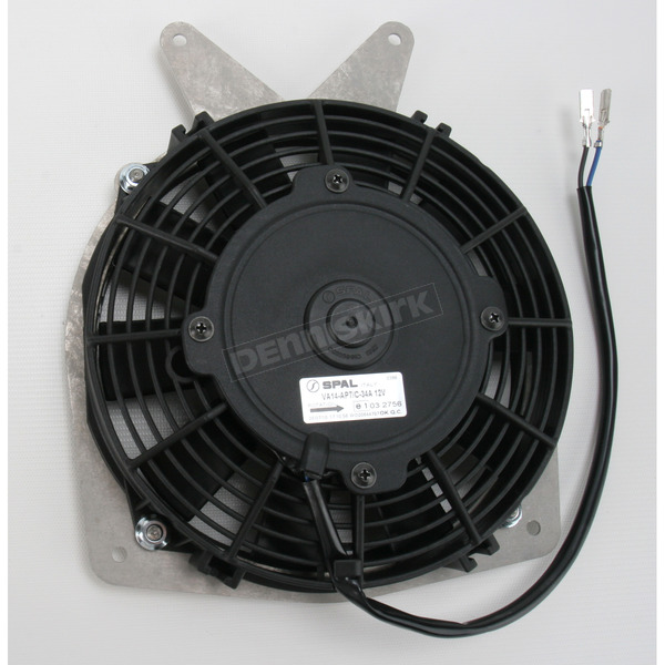 Moose Hi-Performance Cooling Fan - 440 CFM - 1901-0330