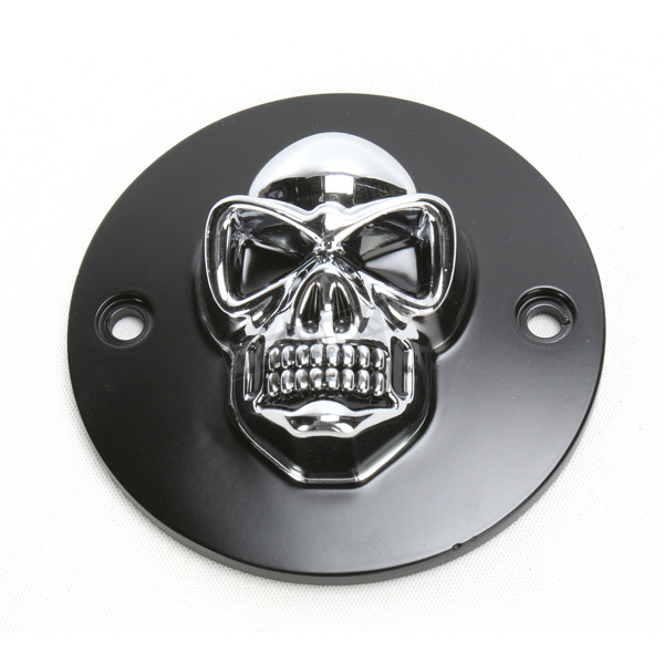 Drag Specialties 3-D Skull Points Cover - 0940-1087