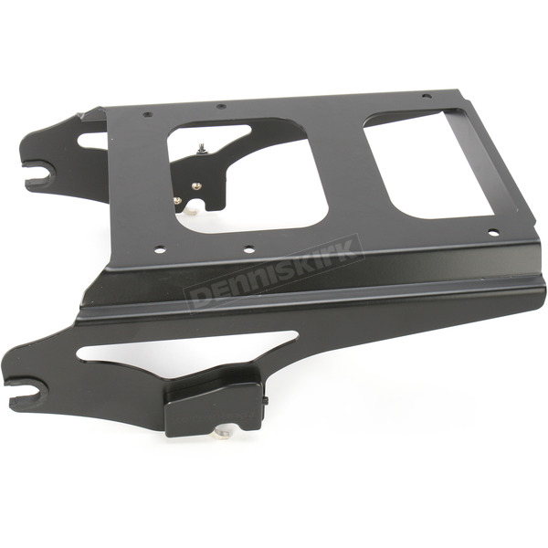 Motherwell Products Black Locking 2-Up Detachable Tour-Pak Mounting Rack - MWL427B