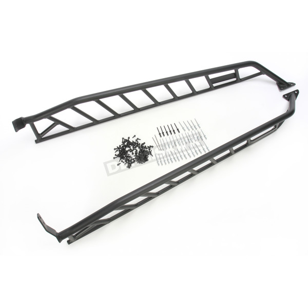 Skinz Airframe Running Boards - PAFRB100-FBK